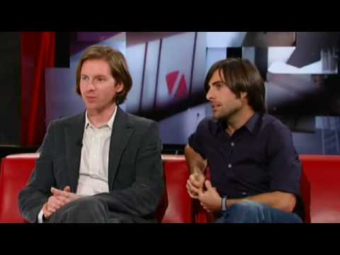 Wes Anderson and Jason Schwartzman on The Hour