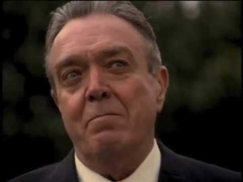 """J. Edgar Hoover — """"Dark Skies"""" (NBC)"""