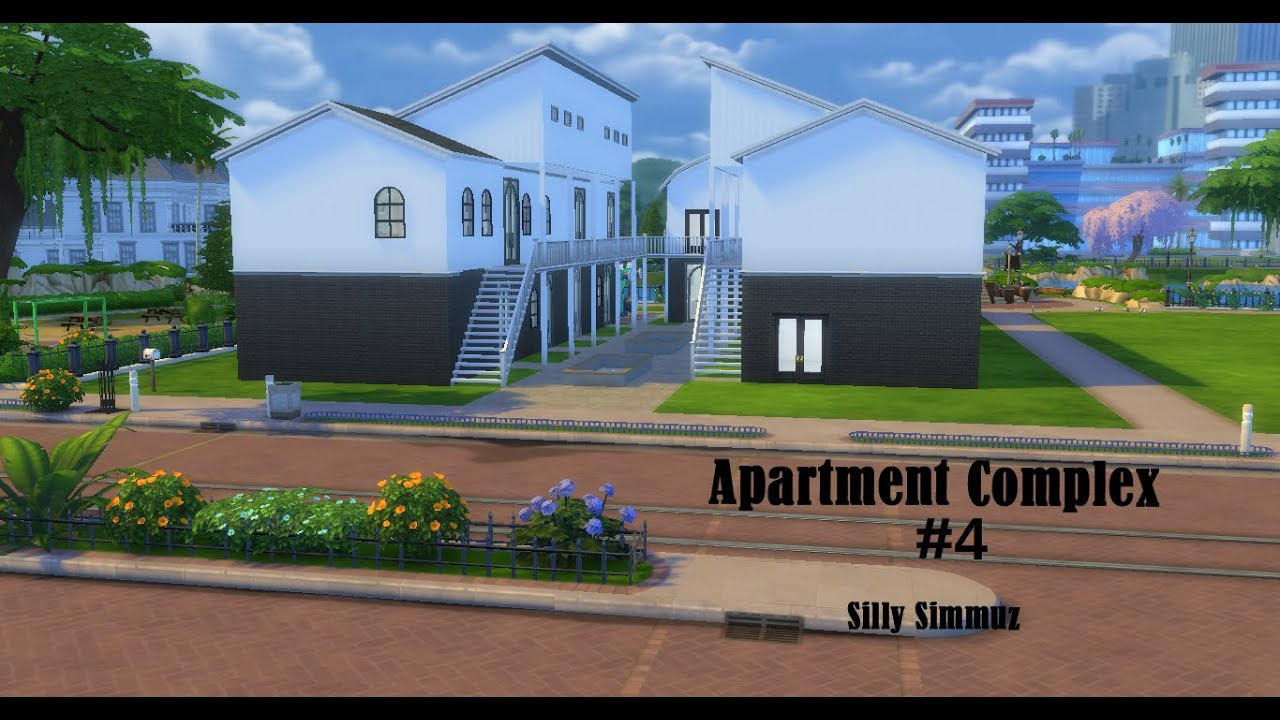 Trying The Loft Cheat Apartment Complex Sims 4 Sdbuild
