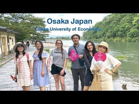 Osaka University of Economics - Horizons Summer Program in Japan
