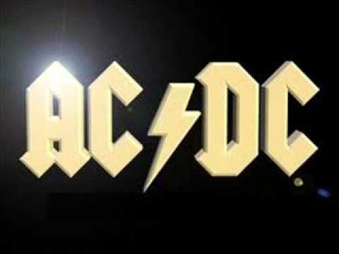 AC/DC jingle hells bells