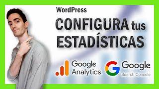 🧩 CONECTAR GOOGLE ANALYTICS y SEARCH CONSOLE en WORDPRESS ✅