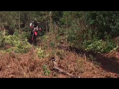 Dorset Enduro 2018, Alex Snow Honda CRF250R