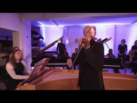 Geheimnisvoller Bach ... im Flügellager - Konzerthaus Berlin