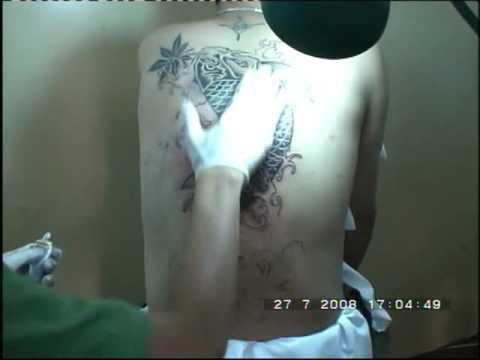 Xăm mình nghệ thuật - hanoi tattoo club