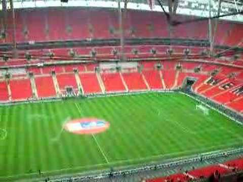 wembley view from the top youtube. Black Bedroom Furniture Sets. Home Design Ideas