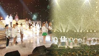 빛과 희망이 되어준 팬들의 성원에 보답하는 마무리 'Flashlight' @K팝스타&프렌즈 20170625