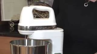 Cuisinart Power Advantage 7-Speed Hand Mixer (HSM-70) Demo Video 2