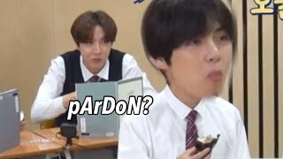 let's watch bts funny moments and just laugh