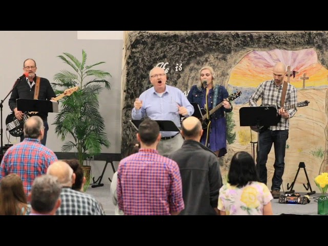 Sunday Worship Service - Apr. 4th, 2021