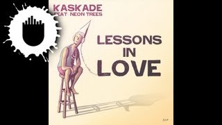 Kaskade feat. Neon Trees - Lessons In Love (Headhunterz Remix) (Cover Art)