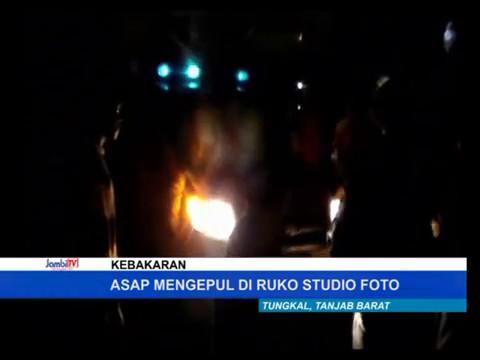 ASAP MENGEPUL DI RUKO STUDIO FOTO DI KUALA TUNGKAL