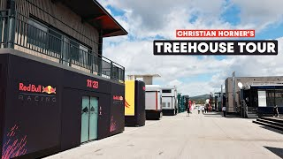 Christian Horner's tour of our new Engineering 'Treehouse'
