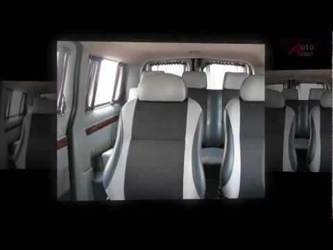 АвтоКомфорт Луцьк. Перетяжка переоборудование Fiat Scudo, Peugeot Expert, Citro n Jumpy