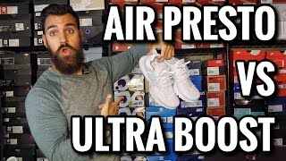 Is The Air Presto Competing With The Ultra Boost?