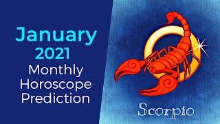 January 2021 Scorpio Monthly Horoscope Prediction | Scorpio Moon Sign Predictions