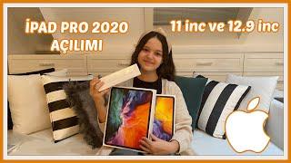 İPAD PRO 2020 AÇILIMI/İPAD PRO 11 inc ve 12.9 inc AÇILIMI/APPLE PENCİL 2.NESİL AÇILIMI