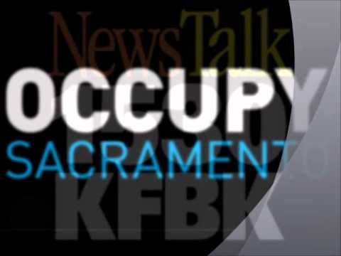 KFBK Interview with OccupySacto