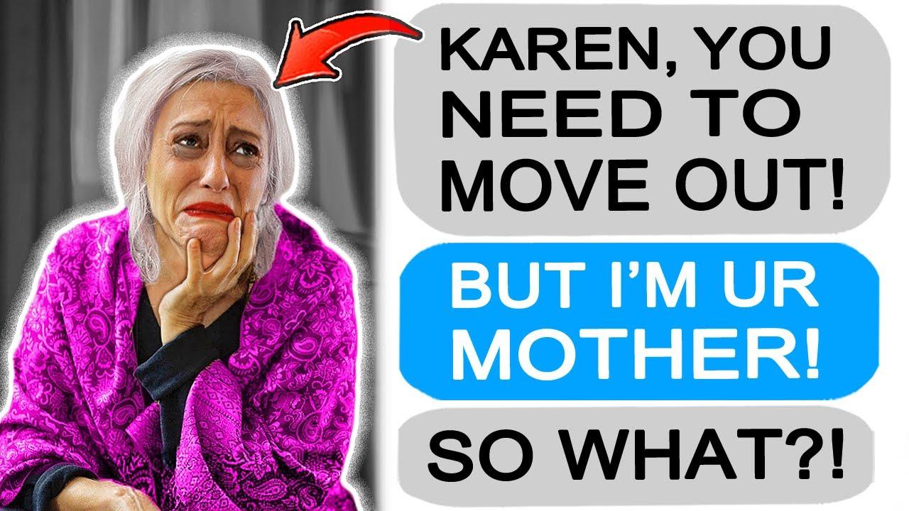 r/Entitledparents KAREN MOTHER GETS KICKED OUT!