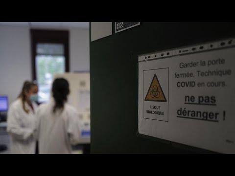 COVID-19: Париж - в наивысшей зоне риска заражения