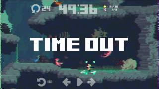 Super Time Force Ultra Vita Gameplay