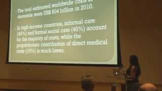 SA STGEC: Disparity Talk | McEd--Dementia Demographics (2014)