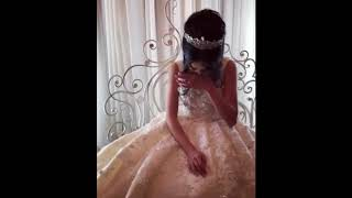 Невеста плачет на свадьбе / Трогательный момент/ Традиционная армянская свадьба