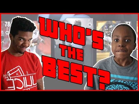 WHO IS THE BEST PACK OPENER?? - Madden 16 Pack Opening Wager   MUT 16 Pack Opening