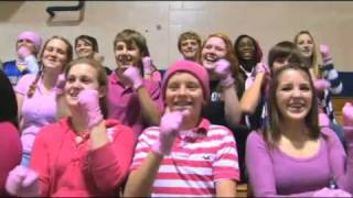 Pink Glove Dance Fernandina Beach Middle School