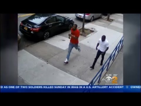 NYPD: Gas Station Worker Fires Gun During Robbery
