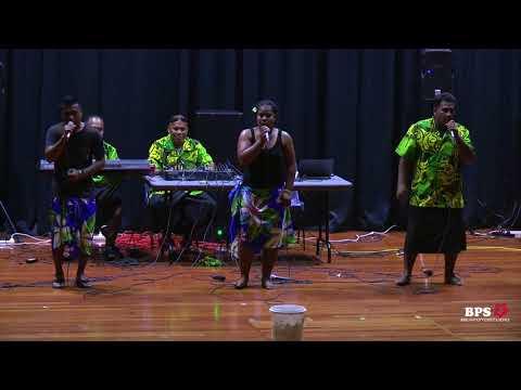 Kiribati - Tabukin Tion YCL Gospel Singers (Kunan Makin) - Pukekohe Town Hall Show 12 Jan 2018