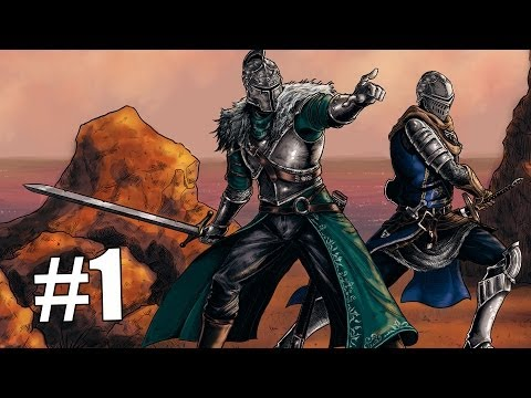 Междумирье и Маджула [Dark Souls 2 PC #1]