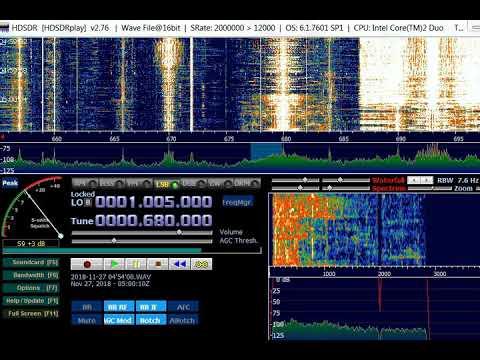 AM DX 680 CFTR Toronto ON Canada, heard in Finland