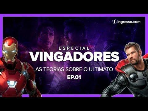 Playlist Vingadores | Série Especial
