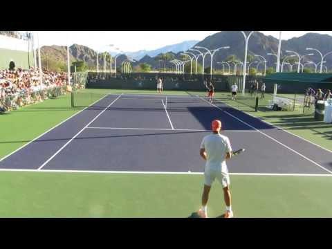 Rafael Nadal Full Practice HD