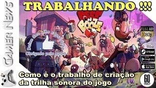 🔴 BEEF N BOOZE - CRIANDO A TRILHA SONORA DESTE NOVO MOBA/MMO BRASILEIRO !