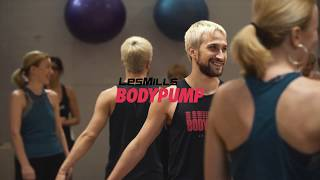 Les Mills BodyPump October 2019 in Energy Fitness