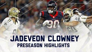 Jadeveon Clowney Highlights | Saints vs. Texans | NFL