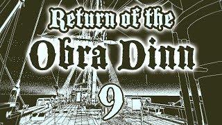 PRZEKLĘTY STATEK | Return of the Obra Dinn [#9]