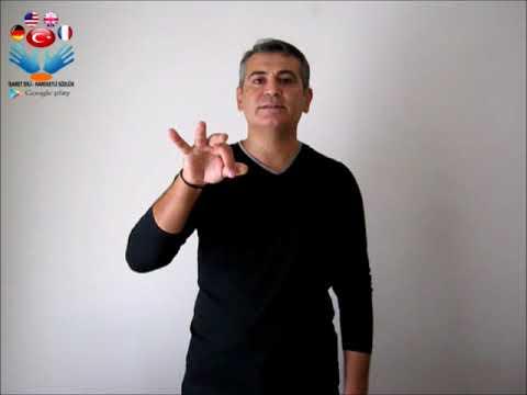 Tuzla (İstanbul - ilçe) - işaret dili