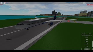 Roblox Plane Spotting #1 (A Place With Airliners)