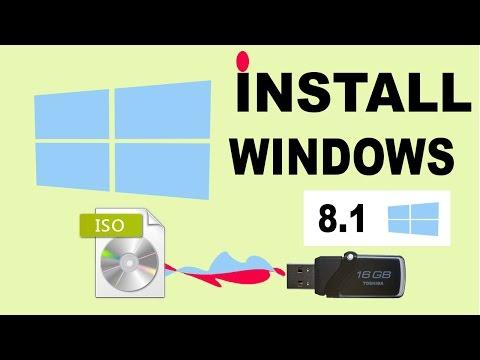 BARO SIDA LOGU SHUBO WINDOWS 8.1 USB FLASH...