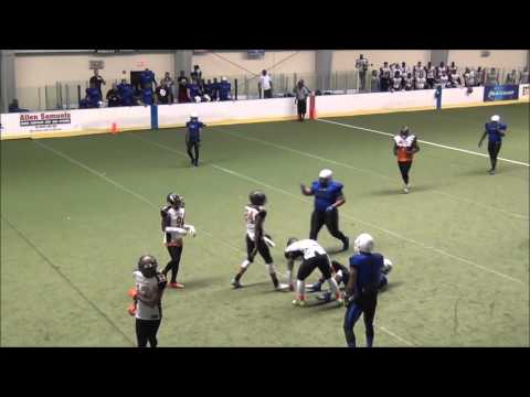 Chris Miller Indoor Football - DFW Hawks