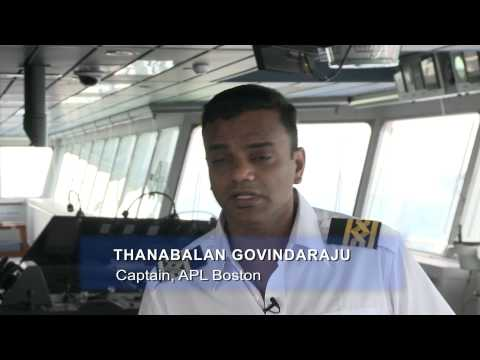 A Day In A Life At Sea
