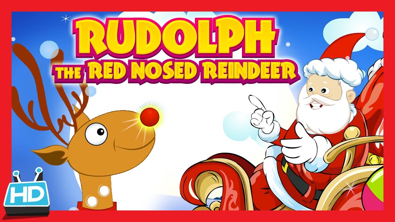 Uncategorized Rudolph The Red Nosed Reindeer Song Video rudolph the red nosed reindeer song christmas youtube