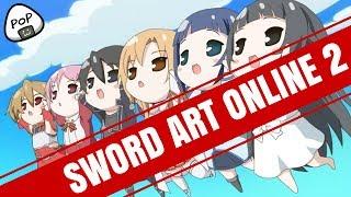 Sword Art Online 2 [ANÁLISE #06] Animes Temporada de Verão 2014