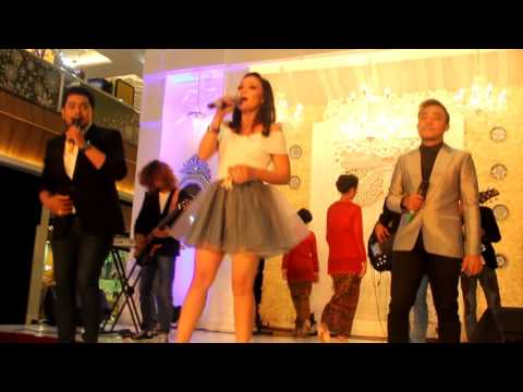 Bahagia-Gamal Audrey Cantika Covered By CoffeeBreak Entertainment