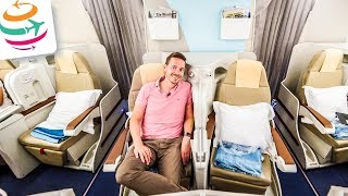 Philippine Airlines Business Class A330-300 | GlobalTraveler.TV