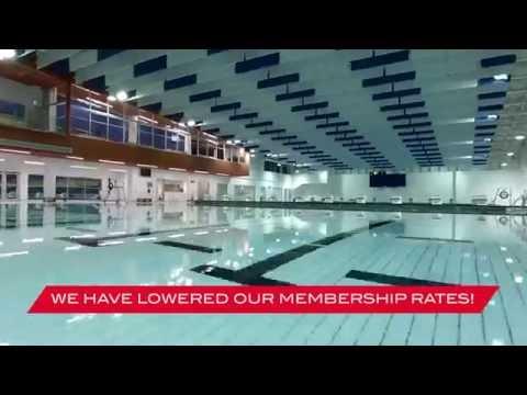Toronto Pan Am Sports Centre Memberships (TPASC)