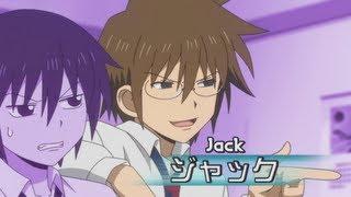 Jack and Dragon Quest RPG - Danshi Koukousei no Nichijou (Subbed) [HD]